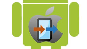 Как перенести данные с Iphone на Android