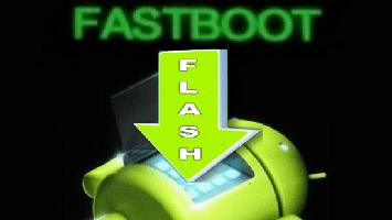 Как прошить через Fastboot