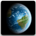 Живые шпалеры Земля HD Deluxe
