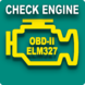 Check Engine. OBD2/ELM327