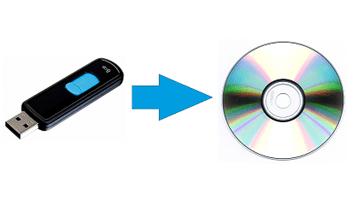 Как из флешки сделать загрузочный диск