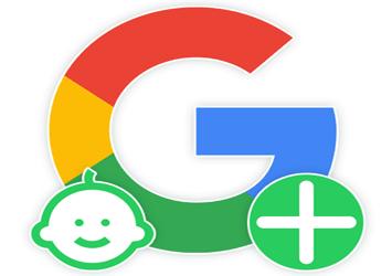 Как создать аккаунт гугл для ребенка