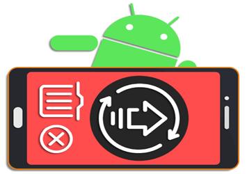 Как удалить обновление приложения на Андроиде
