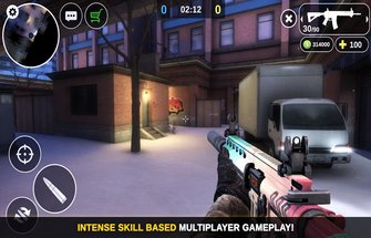 Игра Counter Attack 3D Multiplayer Shooter на Андроид