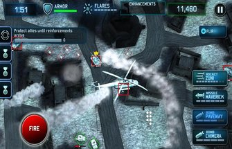 Игра Drone Shadow Strike