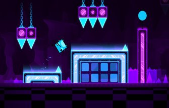 Игра Geometry Dash World для Андроид