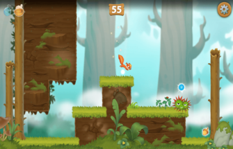 Игра Squirrels 2 на Андроид