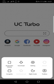 UC Browser Turbo