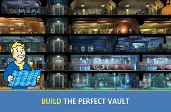 Игра Fallout Shelter Online