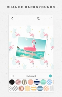 Фоторедактор Pic Collage Photo Editor на Андроид