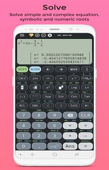 Complex calculator Plus