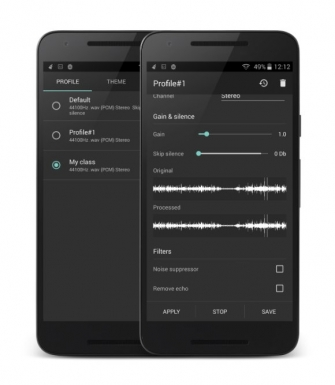 Recordr Sound Recorder