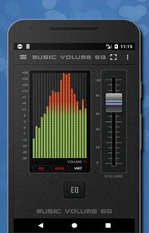 Music Volume EQ-Sound Bass Booster Equalizer
