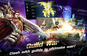 MMORPG Игра на Android