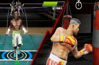 Real Boxing 2 ROCKY на Андроид