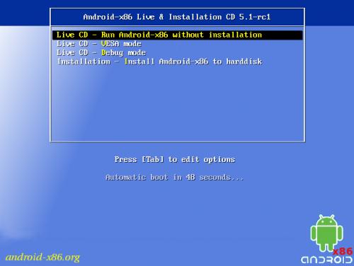Как установить Андроид на Windows компьютер или ноутбук отдельной системой