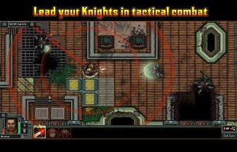 Игра Templar Battleforce RPG на Андроид