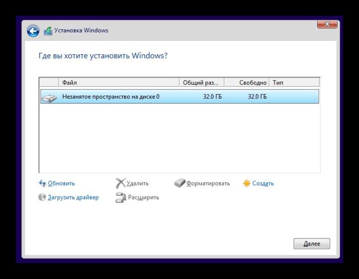 Форматирование SSD перед установкой операционной системы
