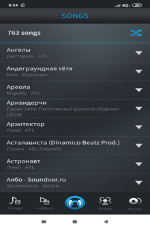 KlistenPlayer
